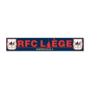 STICKER MATRICULE 4 RFCL