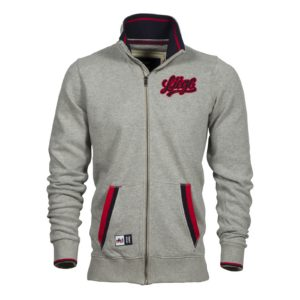 SWEATSHIRT LIEGE FULL-ZIP