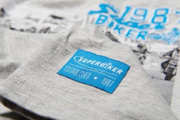 T-SHIRT #2 SUPERBIKER
